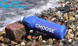 Plasticwater bottles will betotallyreplaced