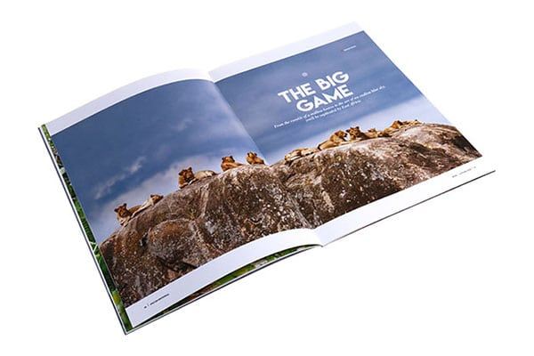 Photo and Text Book Printing