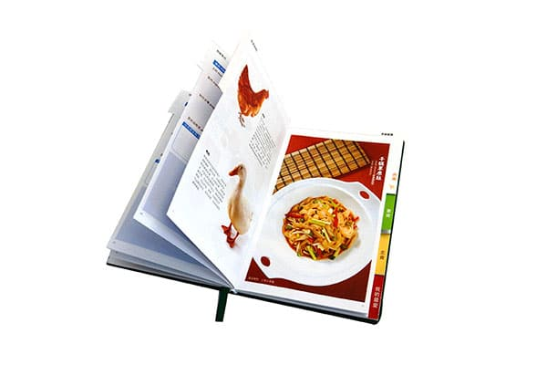 Family Cookbook Printing Services