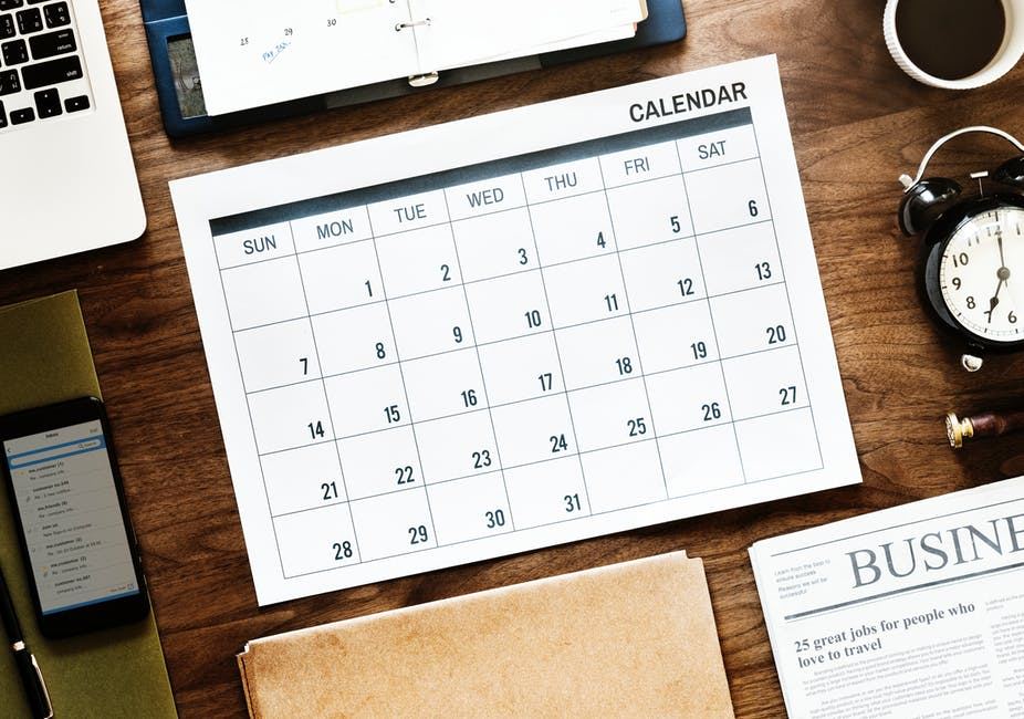 Calendar Printing 101: The Top Calendar Printing Tips