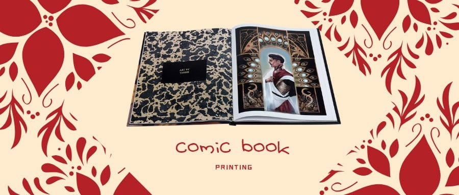 What Is the Best Way Of Printing a Comic Book?