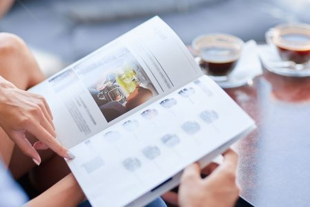 How to Design and Print an Eye-Catching Business Booklet