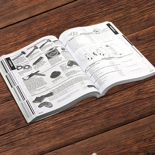 book binding options