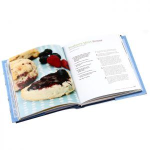 hardcover cookbook printing China