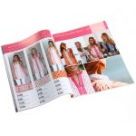 "8.5X11"" clothing catalog printing"