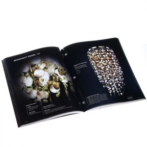 high quality custom lighting catalog printing