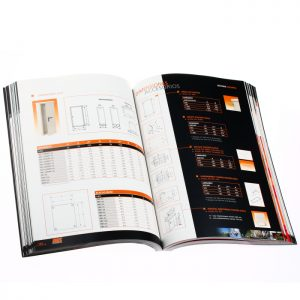 print high quality product catalog