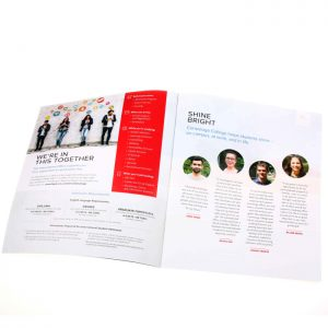 print high quality prospectus brochure