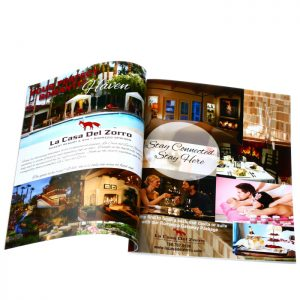 custom magazine printing in China