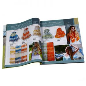 clothing catalog printing