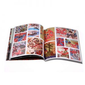 high quality art book printing China