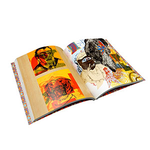 high quality art book printing