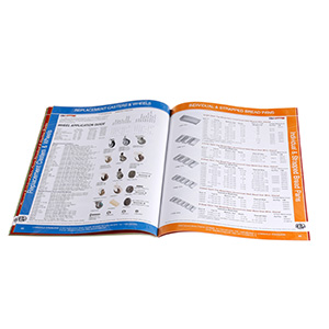 cheap product catalogue printing China