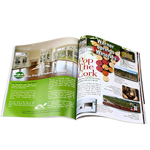 advertising magazine printing