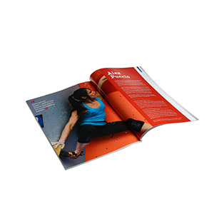 Full Color Sport Magazine Printing