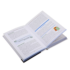 hardcover education book printing