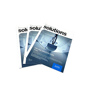 Full Color Technical Magazine Printing