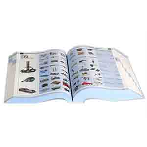 High End Catalogue Printing