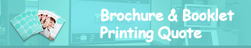 brochure printing quote