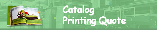catalog printing quote