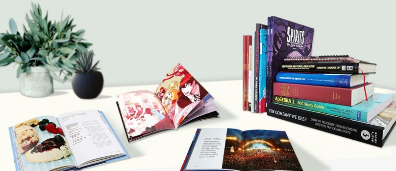 Book printing China | Cheap custom quality color book print ...