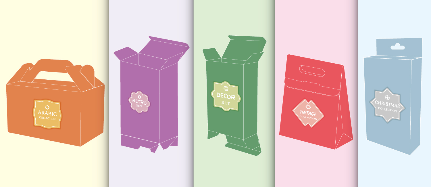 Paper Boxes By Style